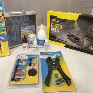 Gozzo Mediteraneo All-In-One Beginner Kit