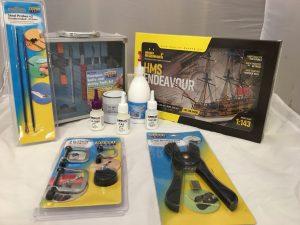 HMS Endeavour All-In-One Beginner Kit