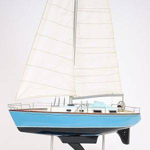 Ready Made Modern Sailing Boat Models