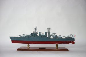 USS West Virginia Model Boat - (GN BT1509P)