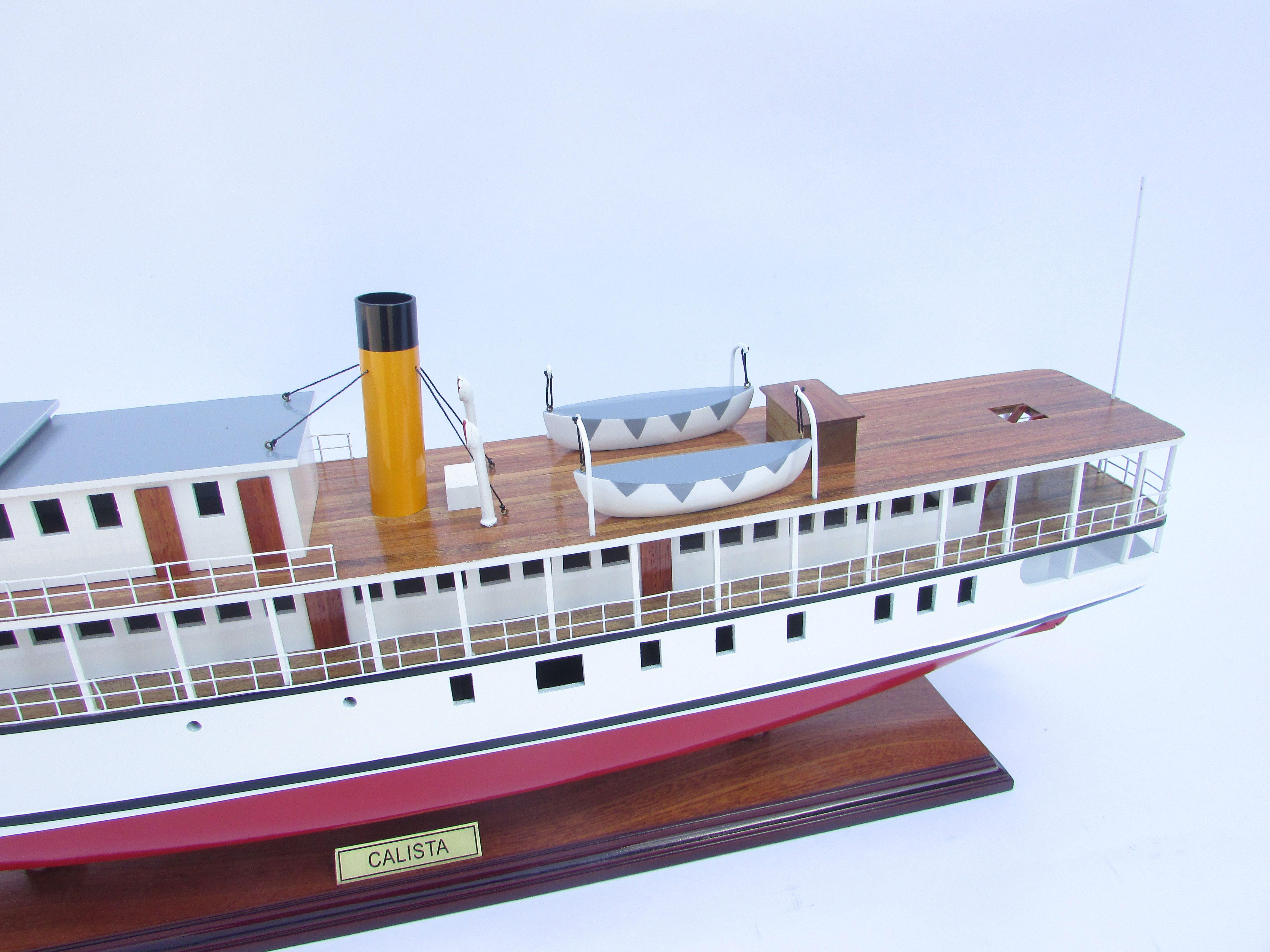 Calista Ship Model - GN (CS0151P)