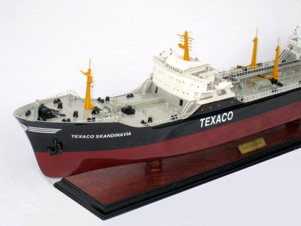 Texaco Norge Model Boat - GN (TK0005P)