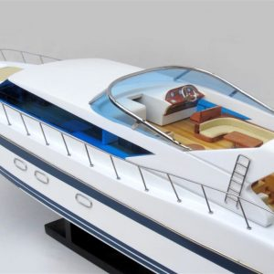 Ready Made Modern Yachts & Boat Models