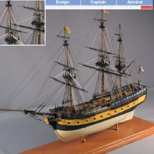 CNS Alfred Model Ship Kit - BlueJacket (K1020)