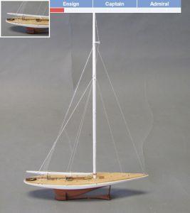 Rainbow Model Boat Kit - BlueJacket (K1109)