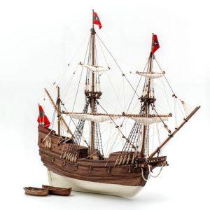 Willem Barentsz' Ship Model Kit - Kolderstok (KOL6)