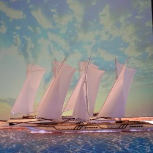 Concept Sailing Yacht
